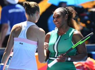"Serena Williams nu se ascunde dupa accidendare si se inclina in fata Pliskovei: ""A jucat nebuneste!"""