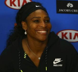 Serena Williams preia discursul Simonei Halep dupa infrangerea de la Australian Open: Nu sunt robot