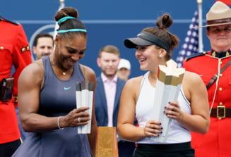 Serena Williams revine cu noi declaratii la adresa Biancai Andreescu