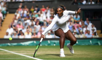 Serena Williams se califica in finala de la Wimbledon