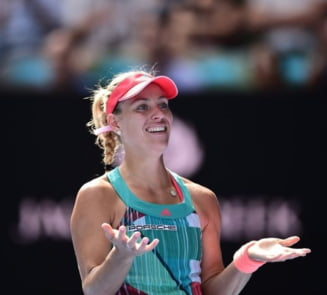 Serena Williams si-a aflat adversara din finala Australian Open