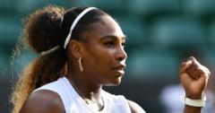 Serena Williams si numarul 1 WTA merg in optimi la Wimbledon