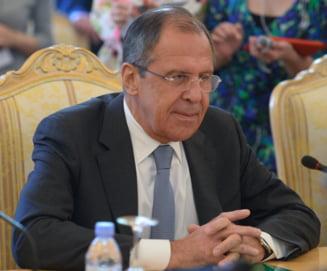 Serghei Lavrov, intalnire cu liderul Hamas