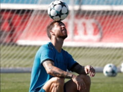 Sergio Ramos forteaza transferul unui jucator de la FC Barcelona la Real Madrid