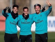 Sergio Ramos i-a cerut lui Zidane sa scoata un jucator din echipa de start pentru marele derbi cu FC Barcelona