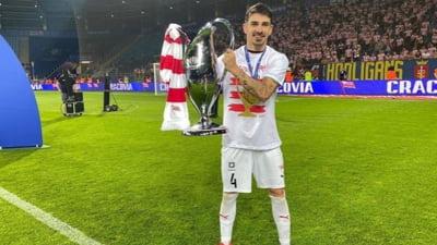 Sergiu Hanca si Cornel Rapa au castigat Cupa Poloniei, dupa ce Cracovia a invins Lechia Gdansk, scor 3-2