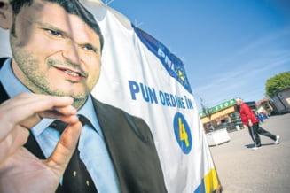 Serial RL. Harta alegerilor locale - Muntenia: Razboi pe fotoliile baronilor