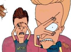 """Serialul """"Beavis and Butt-Head"""" va reveni cu doua sezoane noi la postul Comedy Central"""