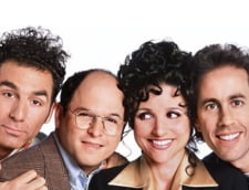 """Serialul """"Seinfeld"""" va fi difuzat de Netflix din octombrie"""