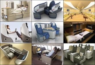 Servicii de lux oferite de companiile aeriene: Majordomi si spa (Galerie foto)