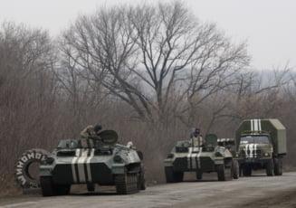 Serviciile secrete americane cred ca razboiul din Ucraina nu se termina in 2015