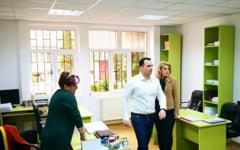 Serviciul Public Comunitar de Evidenta a Persoanelor Targoviste s-a mutat intr-un sediu nou