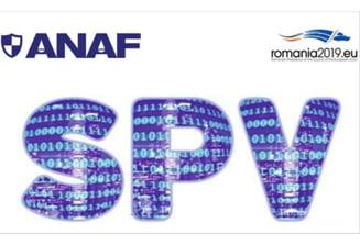 Serviciul Spatiul Privat Virtual este usor de accesat, gratuit si disponibil 24 de ore din 24