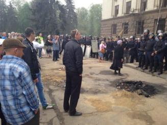Serviciul de informatii ucrainean: Violentele din Odessa, finantate de Ianukovici (Video)