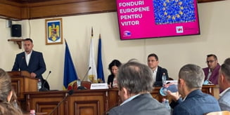 Sesiune de informare privind oportunitatile de finantare existente la nivel european, organizata la Toplita