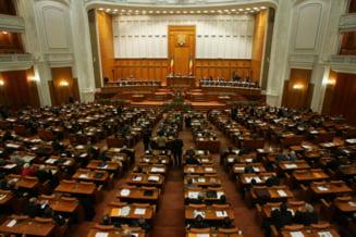 Sesiune extraordinara pentru Codul Fiscal: Luni vine Senatul din vacanta (Video)