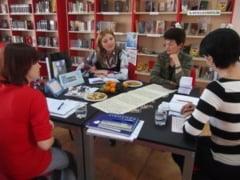Sesiuni de informare pentru voluntariat in biblioteci