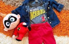 Set haine pentru copii si bebelusi - Cum sa ai un copil elegant, imbracat cu stil?