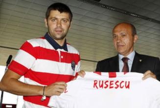 Sevilla il umileste pe Rusescu - Iata la ce echipa l-a propus