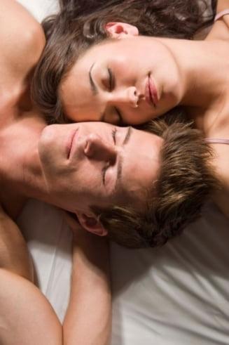 Sexul care le face fericite pe femei