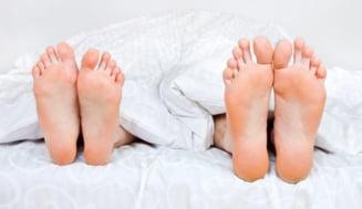 Sexul le scapa, de fapt, pe femei de durerea de cap