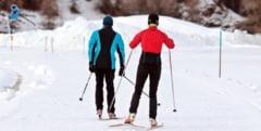 Sezonul de schi s-a inchis la Sinaia cu cateva zile mai devreme decat fusese anuntat initial. Care este cauza