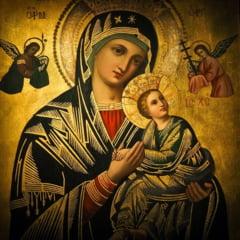 Sfanta Maria Mare: Crestinii sarbatoresc Adormirea Maicii Domnului - Obiceiuri si traditii