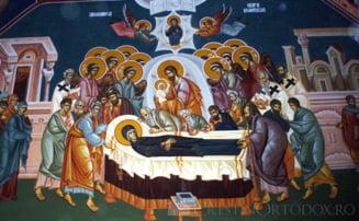 Sfanta Marie Mare sau Adormirea Maicii Domnului