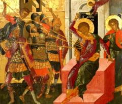 Sfantul Dimitrie Izvoratorul de mir, patronul pastorilor si vestitorul iernii, sarbatorit joi