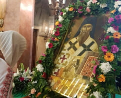 Sfantul Ierarh Iosif cel Nou de la Partos, faclia Banatului si ocrotitorul pompierilor
