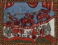 Sfantul Ilie Tesviteanul, proorocul din carul in flacari