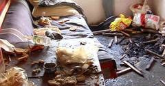 Sfarsit cumplit pentru un sibian de pe strada Noua. Barbatul a murit intoxicat cu fum