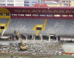 Sfarsit de legenda: Ali Sami Yen va fi demolat
