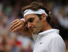 Sfarsitul unei legende? Pe ce loc a ajuns Roger Federer in clasamentul ATP