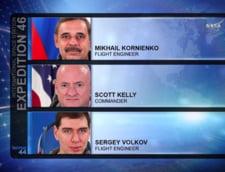Sfarsitul unei misiuni istorice a NASA: Primele clipe pe Pamant, dupa 340 de zile in spatiu (Video)