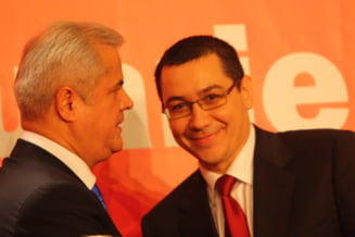 """Sfatul lui Nastase: Ponta sa accepte provocarea intre """"barbati"""" lansata de Iohannis"""