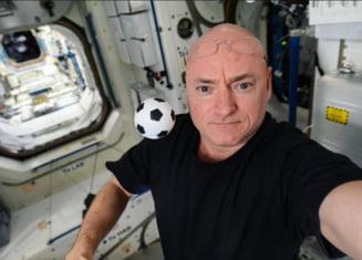 Sfaturi de rezistenta in izolare de la un astronaut care a stat 1 an in spatiu