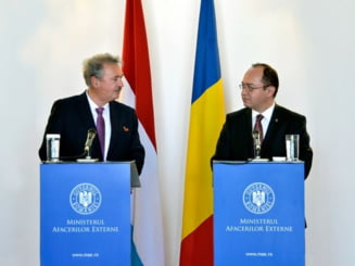 Sfaturi pentru Romania pentru aderarea la Schengen: Discutati cu prietenii germani, cu francezii, cu olandezii