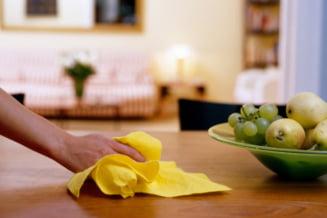 Sfaturi pentru curatenia de toamna