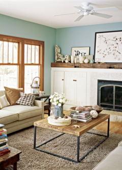 Sfaturi utile pentru decorarea casei (Galerie foto)