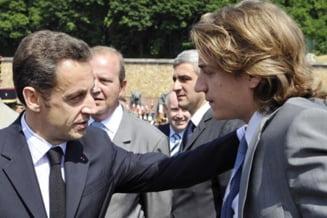 Sfaturile lui Sarkozy catre fiul sau: Familia Sarkozy trebuie data uitarii