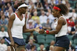 Sfert de finala de vis intre surorile Williams, la US Open