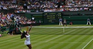 Sferturi surpriza la Wimbledon