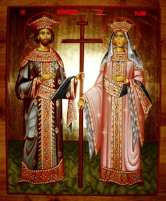 Sfintii Constantin si Elena - istorie, traditie si sarbatoriti