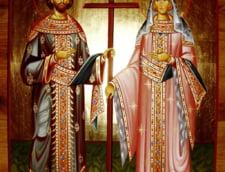 Sfintii Constantin si Elena - istorie si traditii