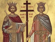 Sfintii imparati Constantin si Elena - adevarul istoric