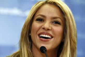 Shakira, la un pas de cenzura in tara natala (Video)