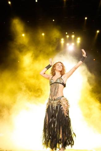 Shakira, pusa sub acuzare in Spania pentru frauda de peste 14,5 milioane de euro
