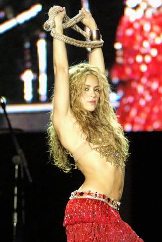 Shakira si Pique, implicati intr-un scandal sexual