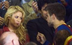 Shakira si Pique, santajati cu o caseta porno?